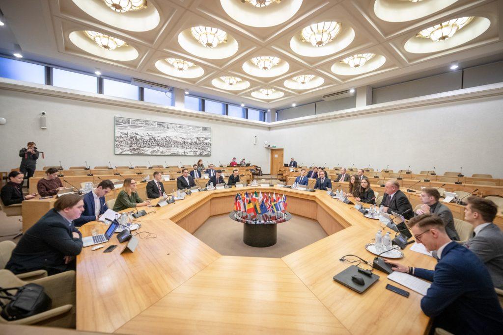 Vyriausybės kancleris Algirdas Stončaitis į ministrų kreipimąsi reagavo teigiamai